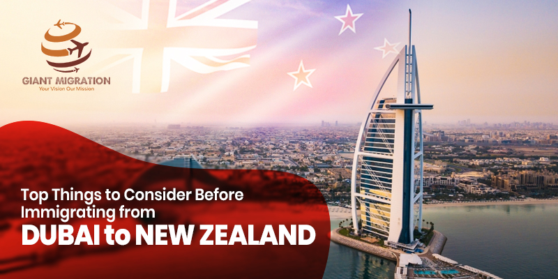 Immigrating from Dubai to New Zealand